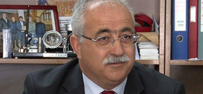 """İzcan: """"Özgürgün'ün istifası meclis tarafından kabul edilmeli"""""""