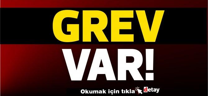 KTAMS Gelir ve Vergi Dairesi'nde de greve gidecek!