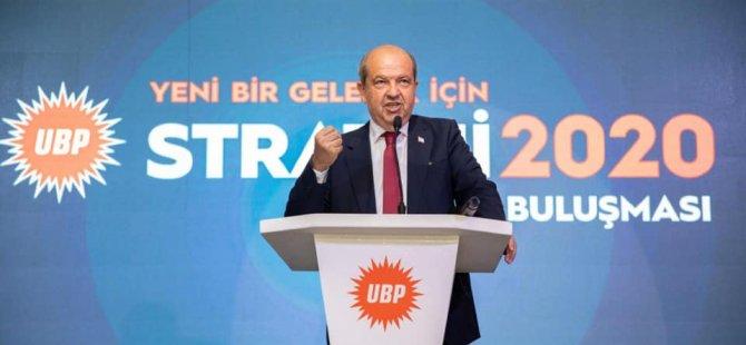 Tatar İskele'de Cumhurbaşkanlığı seçimleri strateji toplantısı düzenledi