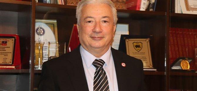 """Kıbrıs Türk İşverenler Sendikası Başkanı Sungur """"Titanik Gibi Batıyoruz"""""""