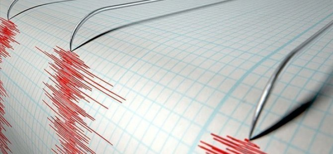 Kandilli Rasathanesi: Depremin şiddeti 6.8