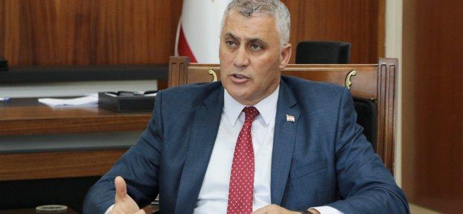 """Maliye Bakanı Olgun Amcaoğlu, """"Akaryakıta Zam Yok"""""""