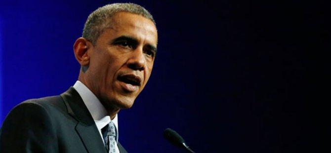Obama, Demokrat Partinin sanal kurultayında Trump'a yüklendi