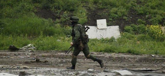 Ukrayna'nın doğusundaki 4 bölgeden daha silahlı güçler çekiliyor