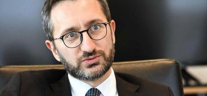 İletişim Başkanı Altun'dan 'müjde' açıklaması: Spekülasyonlara kulak asmayın