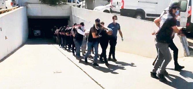 KKTC merkezli bahis çetesinin elebaşı lüks yatında yakalandı