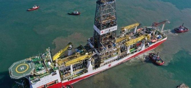 """Reuters: """"Karadeniz'de bulunan doğal gaz Türkiye'nin ihtiyacini 20 yıl karşilayabilir"""""""