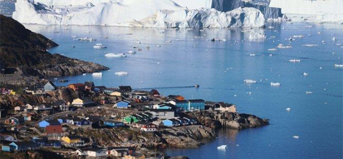 Iklim Değişikliği: Grönland'da 2019'da Rekor Düzeyde Buzul Eridi