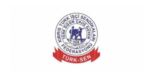 Türk-Sen, terörü kınadı