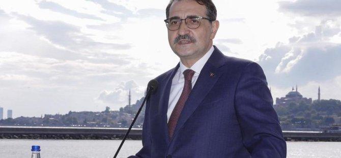 Enerji Bakanı Dönmez'den doğalgaz fiyatıyla ilgili açıklama