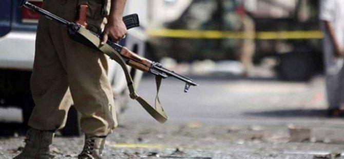 Yemen Ordusu ve Husi Milisler Hudeyde'de Çatıştı