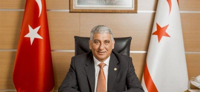 Belediyeler Birliği Ve Güzelyurt Belediye Başkanı Özçınar, 30 Ağustos Zafer Bayramı Dolayısıyla Mesaj Yayımladı