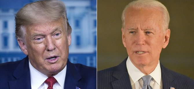 """Trump İle Biden """"Ülke İçi Şiddet"""" Konusunda Birbirlerini Suçladı"""