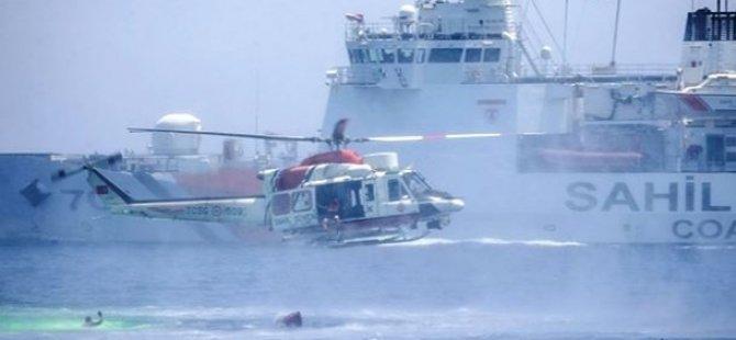 Şehit Yüzbaşı Cengiz Topel Akdeniz Fırtınası-2020 Tatbikatı başarıyla devam ediyor