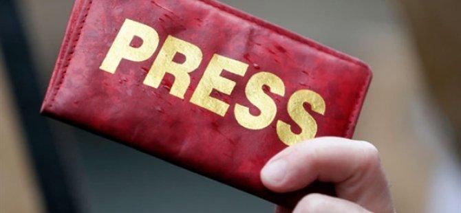 Çin, Amerikalı Gazetecilerin Basın Kartını Yenilemeye Ara Verdi
