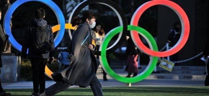 Tokyo Olimpiyatları Meşale Turunun Osaka Ayağı Kovid-19 Nedeniyle İptal Edildi