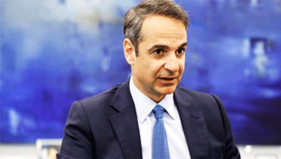 """Yunanistan Başbakanı Mitsotakis: """"Gerginlik giderilirse Erdoğan ile görüşmeye hazırım"""""""