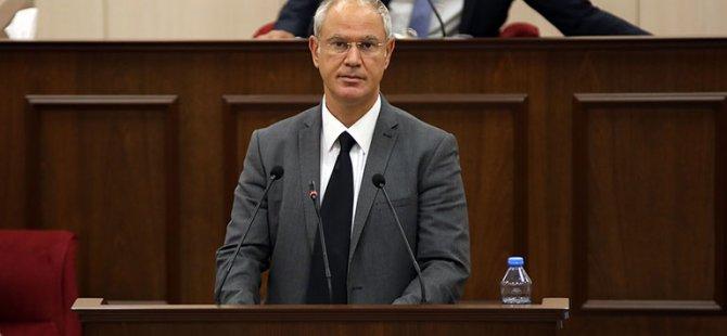 Hasipoğlu: UBP, CTP'nin kuracağı hükümete girmez!
