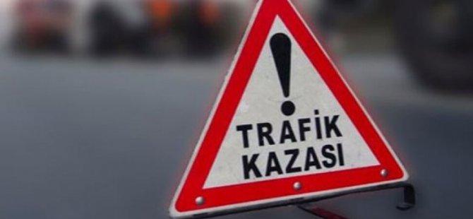 Motosiklet ile Yaya'lara Çarpan Şahıs 2 Gün Poliste Tutuklu Kalacak