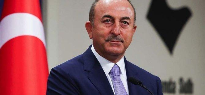 Mevlüt Çavuşoğlu: KKTC'de Seçimin Ardından, 5+1 Olarak Önce Gayriresmi Bir Araya Gelmek Lazım