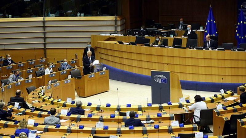 Avrupa Parlamentosu Doğu Akdeniz'i görüştü: Yaptırım sadece diyalogla önlenebilir