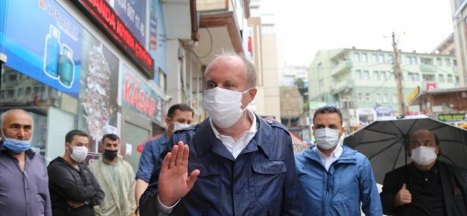 İnce: Ben partinin değil Mustafa Kemal'in askeriyim