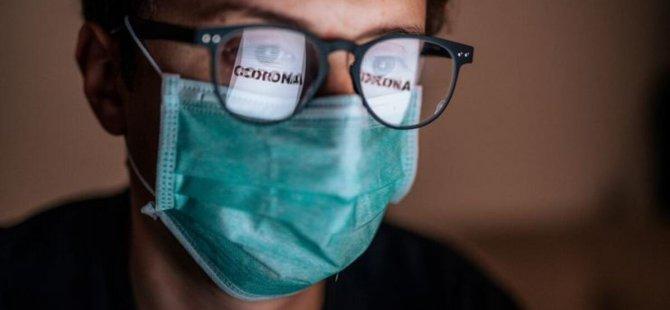 Araştırma: Gözlük takmak Covid-19'a yakalanma riskini azaltıyor