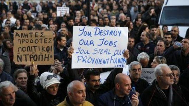 Kıbrıs'ın Güneyinde işsizlik arttı