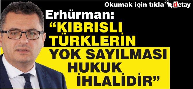 """""""Kıbrıslı Türkler sadece müzakereci seçmeyecek"""""""