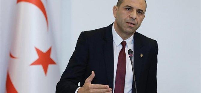 Özersay'dan Rum Dışişleri Bakanına Yanıt