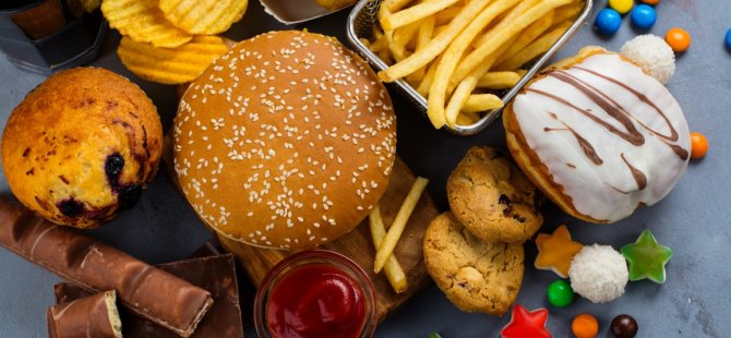 Batı diyetleri bağışıklık sistemini zayıflatıyor!