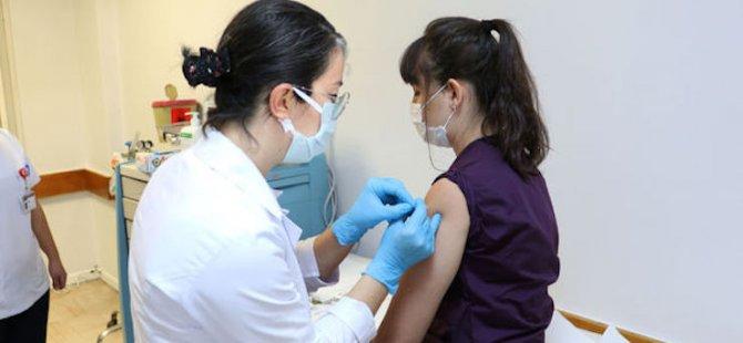 Türkiye'nin ilk aşı gönüllüleri: 20 kişide beş günde ciddi yan etki yok