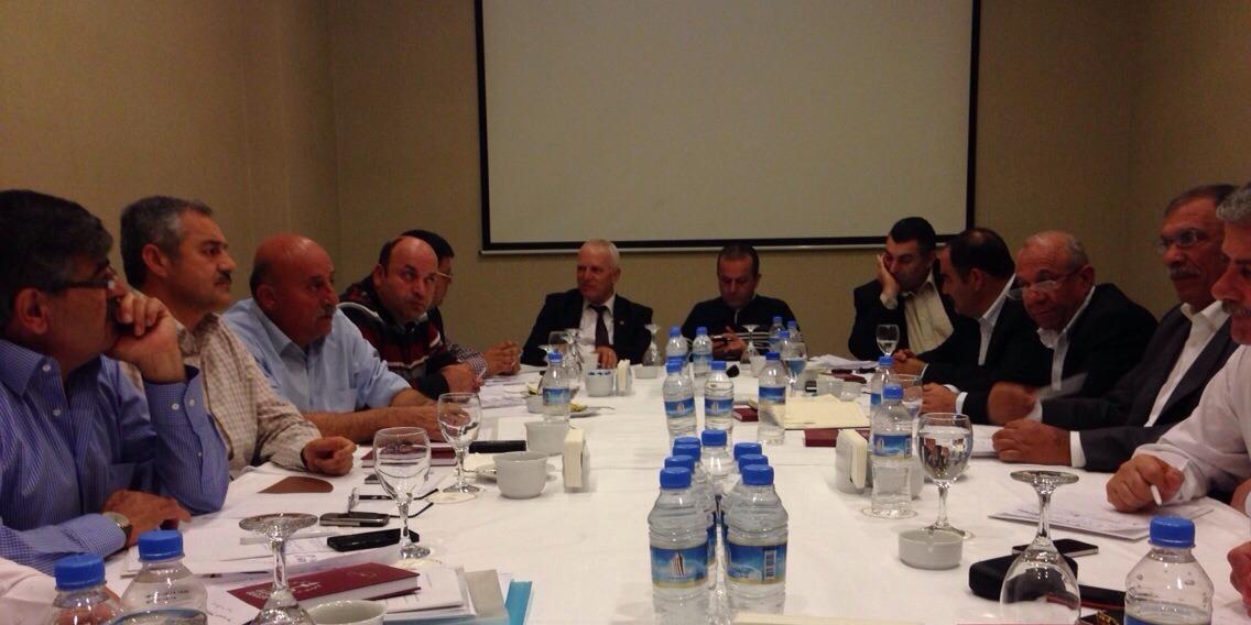 DP-UG Kıbrıs Sorun İle İlgili Deklarasyon Yayınladı
