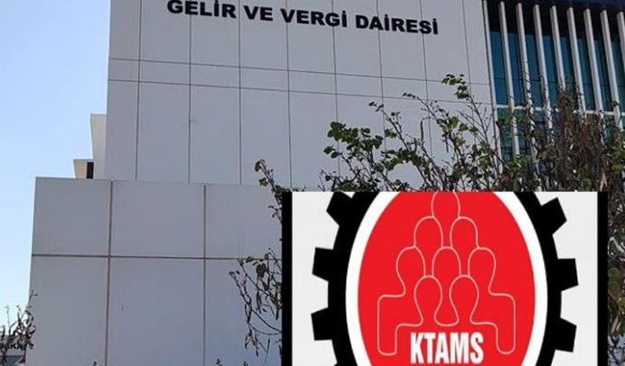 KTAMS, Gelir ve Vergi Dairesi'nde bugün greve gidiyor
