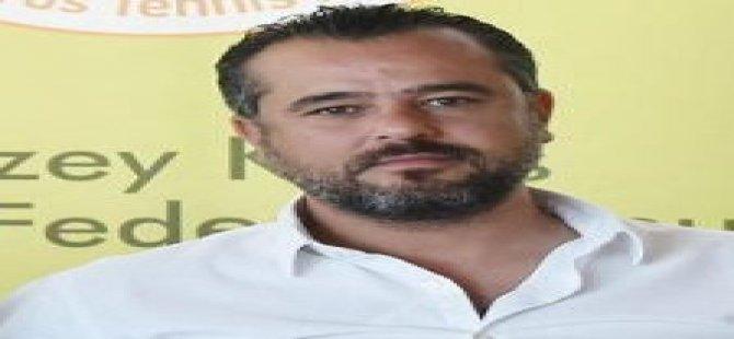 Kuzey Kıbrıs Tenis Federasyonu: Yapılan Tam Bir Fiyaskodur!