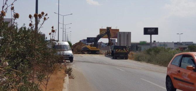 Bakanlıktan Lefkoşa-Girne anayolu açıklaması