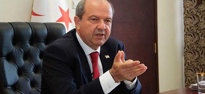 Tatar Ankara'da... Başbakan Tatar: Kıbrıs Türk Halkı suyu bekliyor