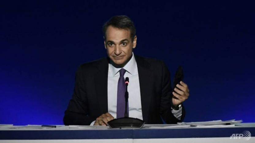 Miçotakis BAE-İsrail anlaşmasını örnek gösterdi, 'diplomasiye şans verelim' dedi