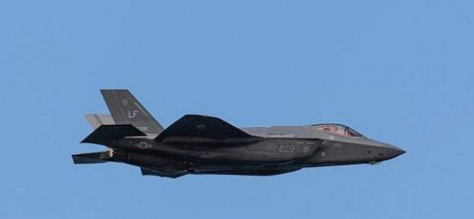 ''BAE, F-35 savaş uçakları için ''BAE, F-35 savaş uçakları için ABD'ye resmi başvurusunu yaptı''ABD'ye resmi başvurusunu yaptı''