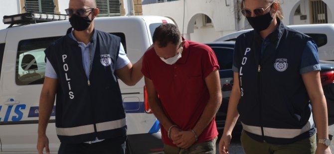 Motorsikler hırsızlığı zanlısı mahkemeye çıkarıldı