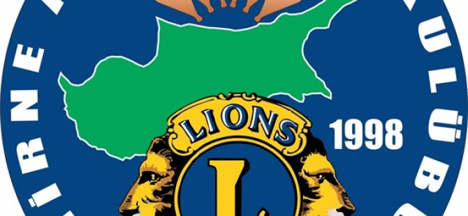 Girne Ada Lions ve Girne Leo kulüplerinden kanser hastaları yararına elbise bağışı