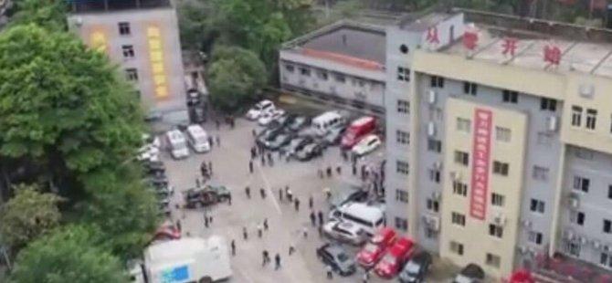 Maden ocağında facia: 16 ölü