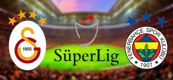Galatasaray Fenerbahçe maçı saat kaçta? Hangi kanalada? Kim yayınlayacak?