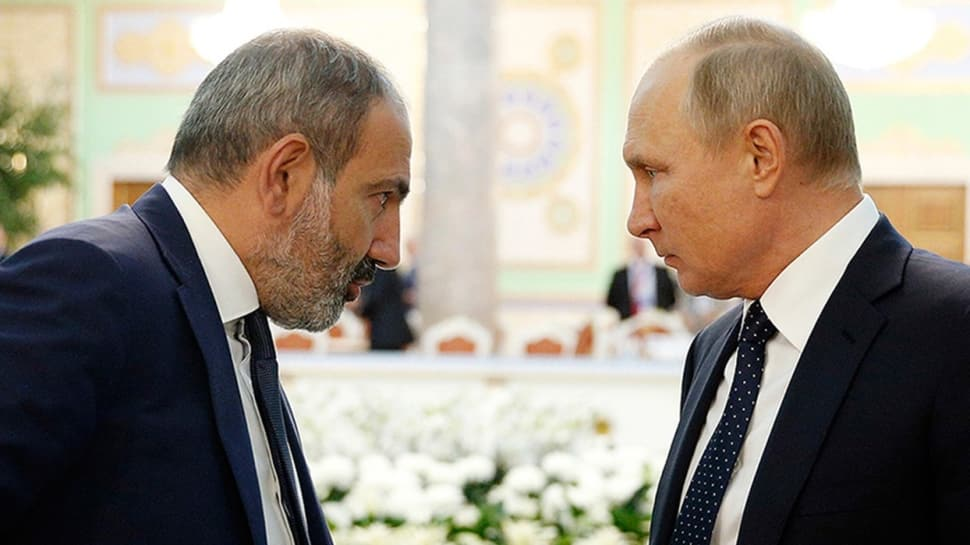 Kremlin: Ermenistan lideri Paşinyan, Putin'e telefon etti