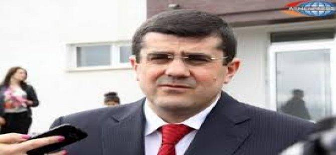 Tanınmayan 'Karabağ Cumhuriyeti' lideri Arayik Harutyunyan: Güneyde pozisyonlar kaybettik, düzinelerce ölü, yaralı var