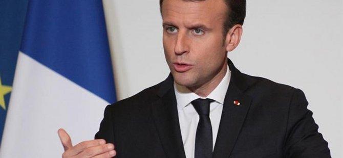 """Macron, Lübnanlı Siyasileri """"İhanetle"""" Suçladı"""