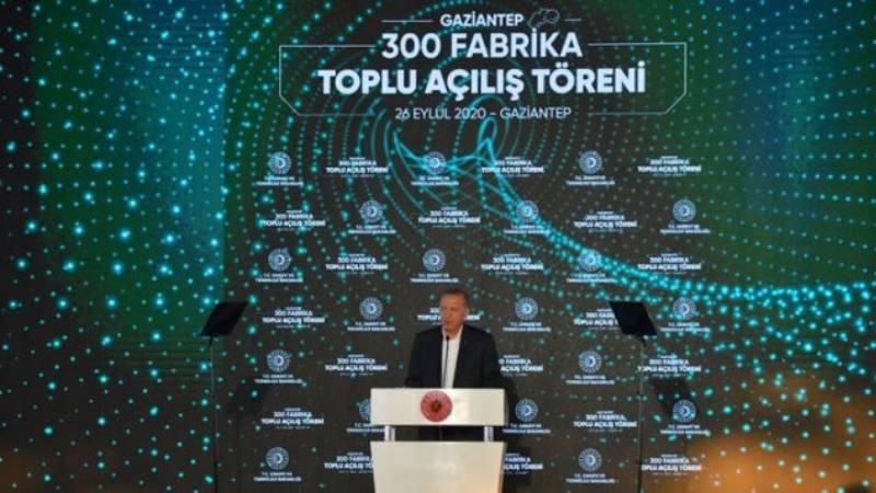Erdoğan'ın açılışını yaptığı 300 fabrika arasında 45 yıllık olan da, sehven yer alan da, konkordato ilan edilen de var!