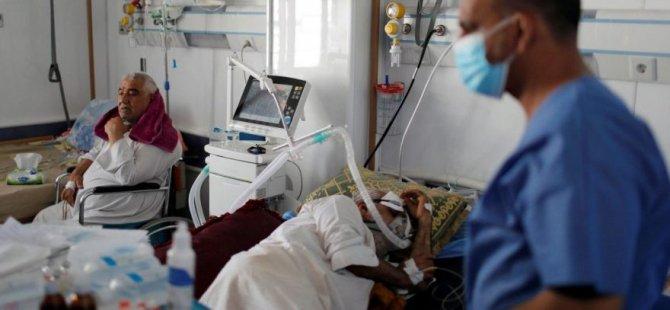 Corona virüsü salgınında korkulan oldu: Ölüm sayısı 1 milyonu geçti
