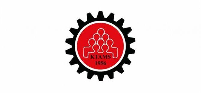 KTAMS yarın Maliye Bakanlığı önünde basın açıklaması yapacak