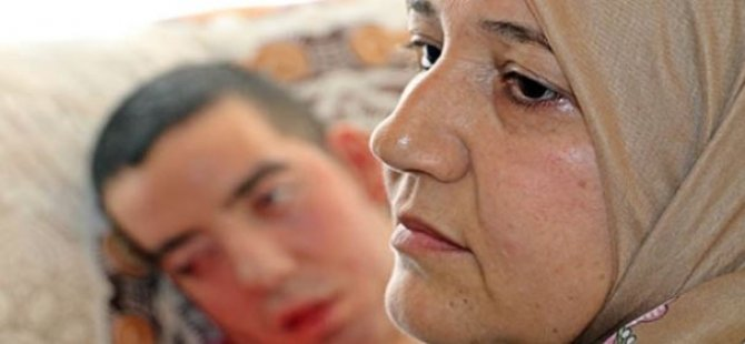 6,5 yıldır gözlerini kırpamıyor, annesi uyuduğunu horlayınca anlıyor